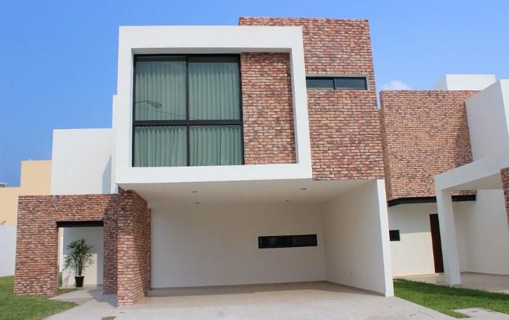 Foto de casa en venta en  , el country, centro, tabasco, 1364933 No. 01