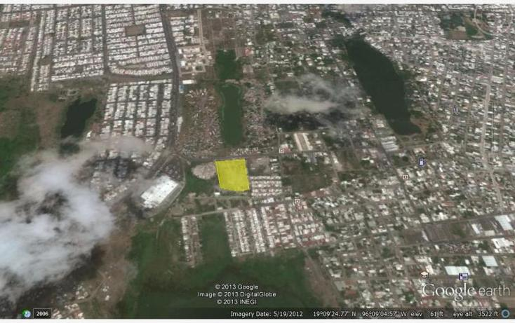 Foto de terreno comercial en venta en jose azueta , el coyol, veracruz, veracruz de ignacio de la llave, 1818648 No. 01