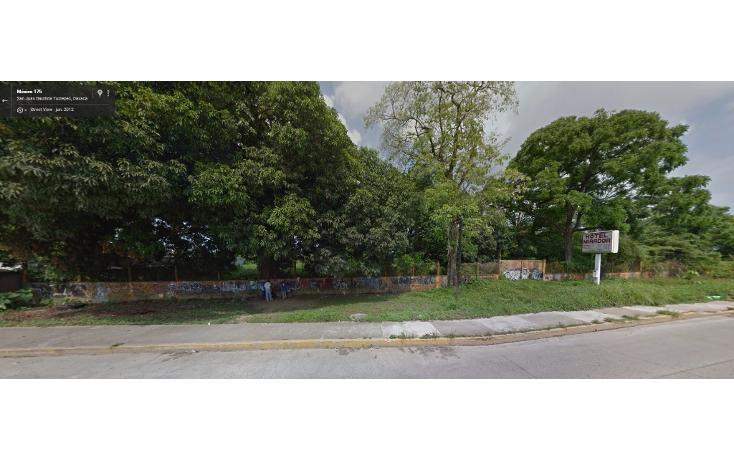 Foto de terreno comercial en venta en  , el diamante, san juan bautista tuxtepec, oaxaca, 1692496 No. 04