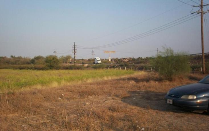 Foto de terreno comercial en venta en  , el diez, culiac?n, sinaloa, 1837260 No. 03