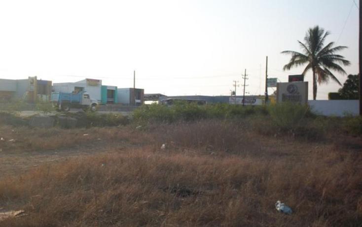 Foto de terreno comercial en venta en  , el diez, culiac?n, sinaloa, 1837260 No. 05