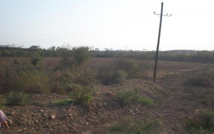 Foto de terreno comercial en venta en  , el diez, culiac?n, sinaloa, 1837264 No. 05