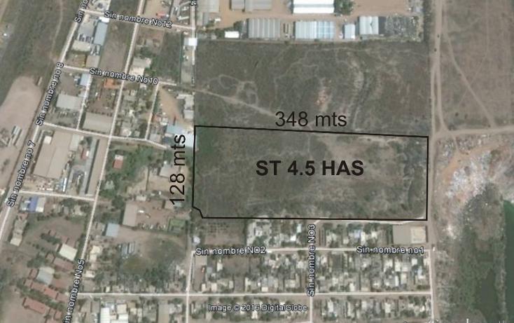 Foto de terreno comercial en venta en  , el diez, culiacán, sinaloa, 1999498 No. 03