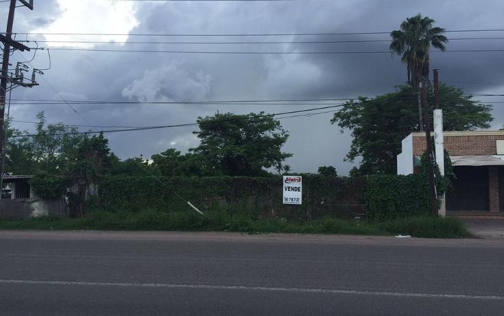 Foto de terreno comercial en venta en  , el diez, culiacán, sinaloa, 2628796 No. 01