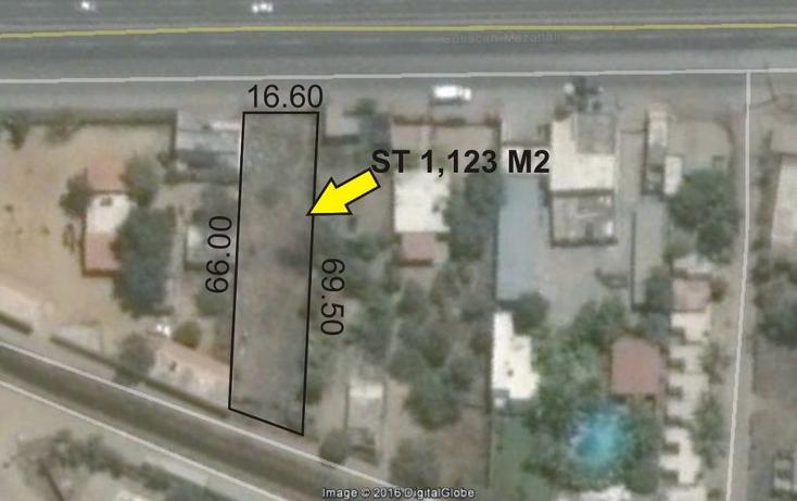 Foto de terreno comercial en venta en  , el diez, culiacán, sinaloa, 2628796 No. 02