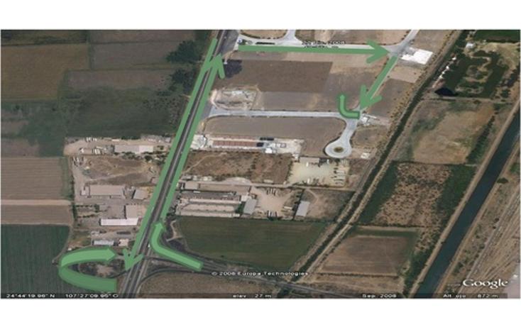Foto de nave industrial en renta en  , el diez, culiacán, sinaloa, 939723 No. 09
