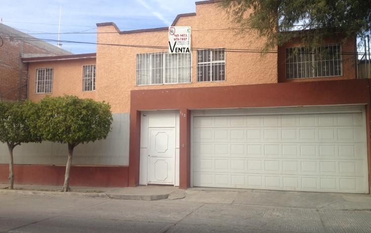 Foto de casa en venta en  , el dorado 1a sección, aguascalientes, aguascalientes, 1201627 No. 01