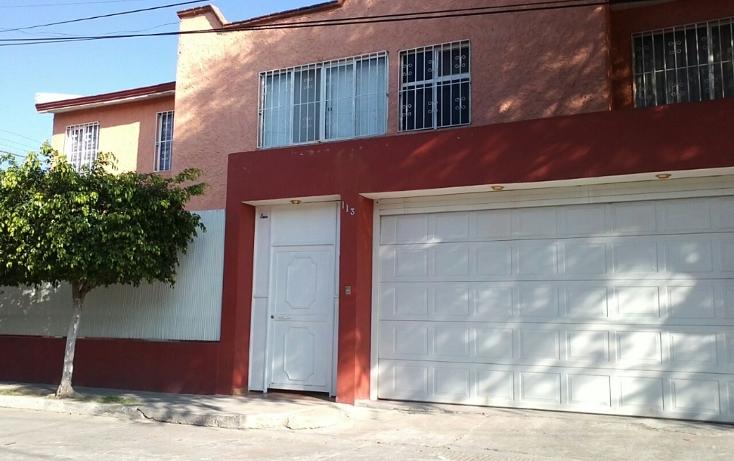 Foto de casa en venta en  , el dorado 1a sección, aguascalientes, aguascalientes, 1983078 No. 01