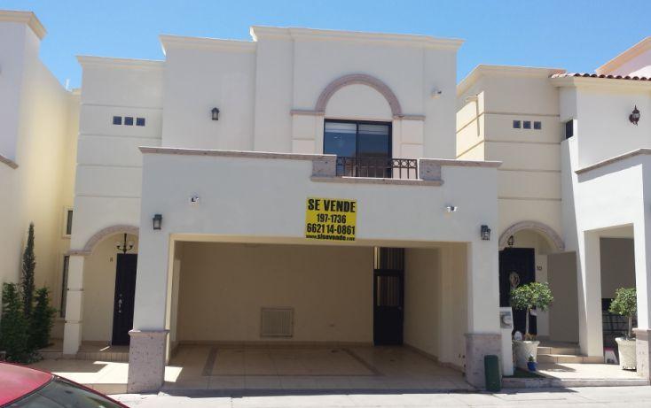 Foto de casa en venta en, el dorado, hermosillo, sonora, 1829934 no 01