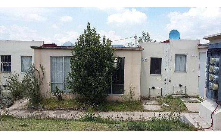 Foto de casa en venta en  , el dorado, huehuetoca, méxico, 1233331 No. 01