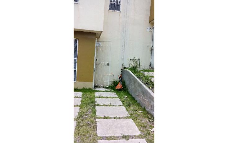 Foto de casa en venta en  , el dorado, huehuetoca, m?xico, 1724594 No. 01