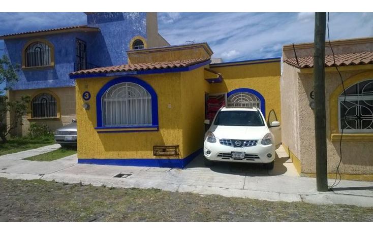 Foto de casa en venta en  , el dorado, san juan del r?o, quer?taro, 893393 No. 01