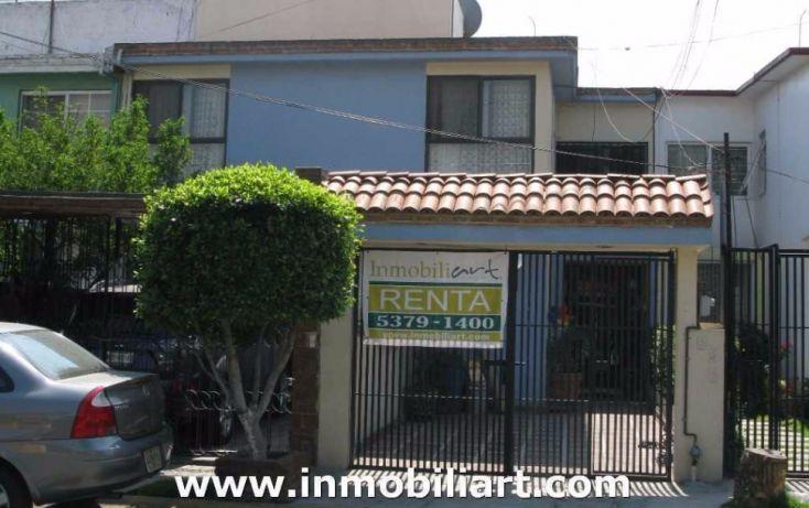 Foto de casa en renta en, el dorado, tlalnepantla de baz, estado de méxico, 1229065 no 01