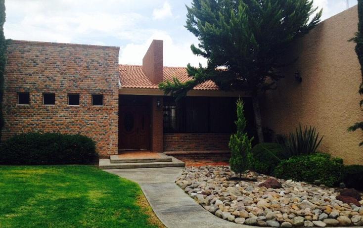 Foto de casa en venta en  , el edén, aguascalientes, aguascalientes, 1392161 No. 01