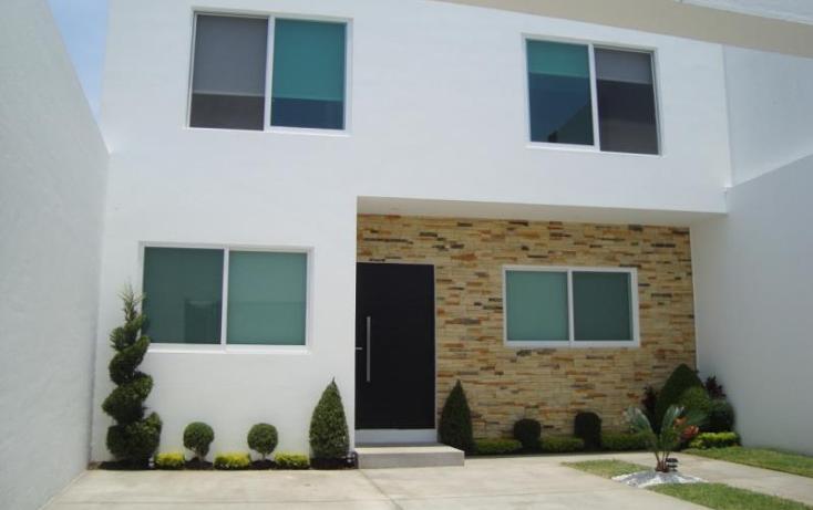 Foto de casa en venta en  , el edén, jiutepec, morelos, 1350989 No. 01