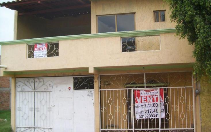 Foto de casa en venta en  , el edén, salamanca, guanajuato, 1409727 No. 01