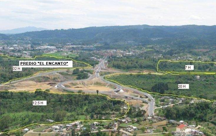 Foto de terreno comercial en venta en  , el encanto, chignautla, puebla, 1260171 No. 01