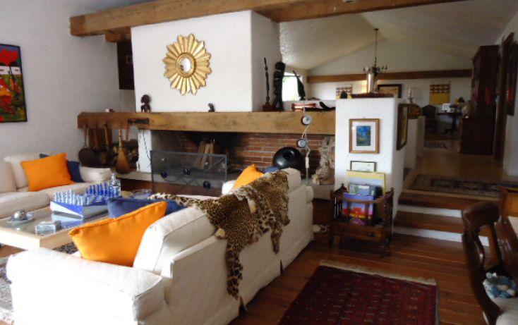 Foto de casa en venta en, el encino del pueblo tetelpan, álvaro obregón, df, 1096725 no 02