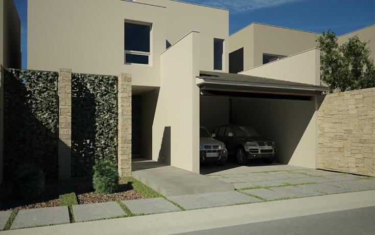 Foto de casa en venta en  , el encino, monterrey, nuevo león, 1168947 No. 06