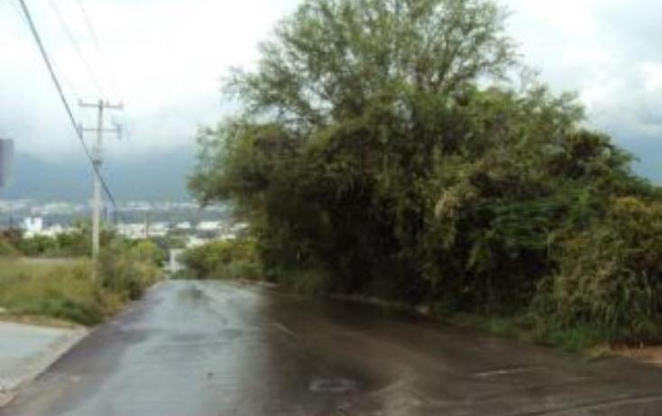 Foto de terreno comercial en venta en  , el encino, monterrey, nuevo león, 2040218 No. 03