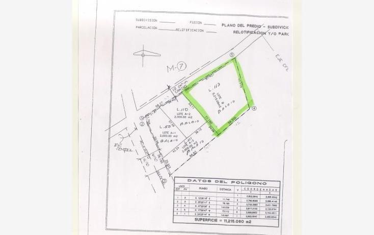Foto de terreno comercial en venta en  , el encino, monterrey, nuevo león, 2040218 No. 04