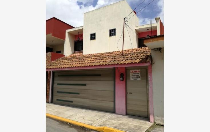 Foto de casa en venta en  , el espinal ii, orizaba, veracruz de ignacio de la llave, 3435753 No. 01