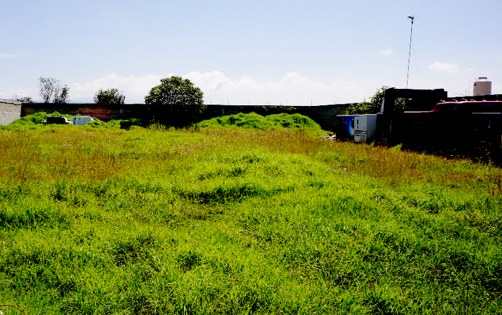 Foto de terreno comercial en venta en  , el espino, otzolotepec, méxico, 1200595 No. 01