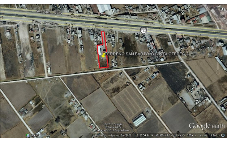 Foto de terreno comercial en venta en  , el espino, otzolotepec, m?xico, 1200595 No. 05