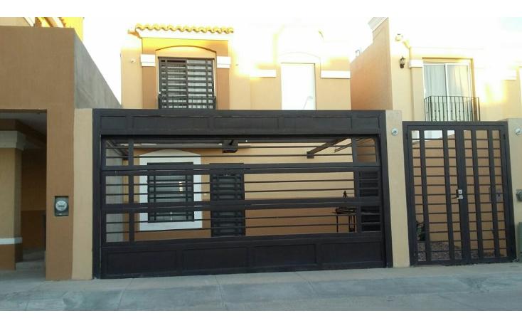 Foto de casa en venta en  , el esplendor, hermosillo, sonora, 1869428 No. 01