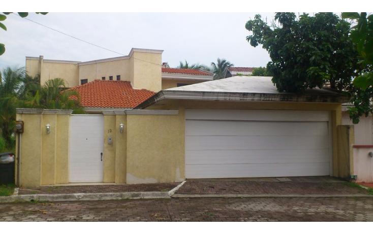 Foto de casa en venta en  , el estero, boca del río, veracruz de ignacio de la llave, 1733378 No. 01