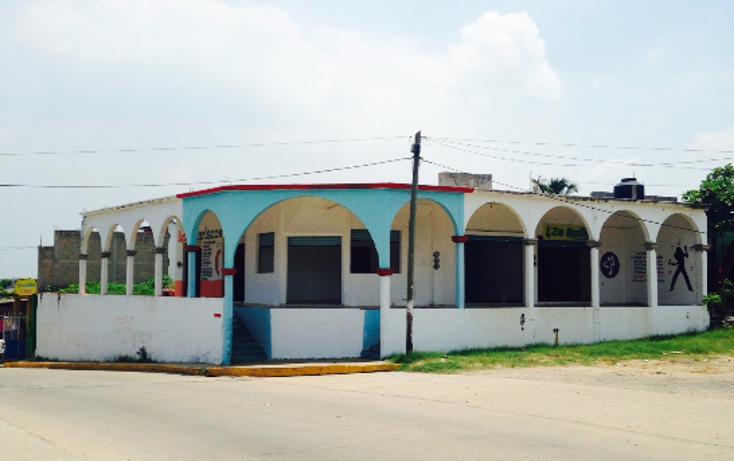 Foto de local en renta en  , el faro, coatzacoalcos, veracruz de ignacio de la llave, 1376851 No. 01