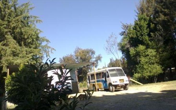 Foto de terreno habitacional en venta en el floral , san agustin etla, san agust?n etla, oaxaca, 448689 No. 05