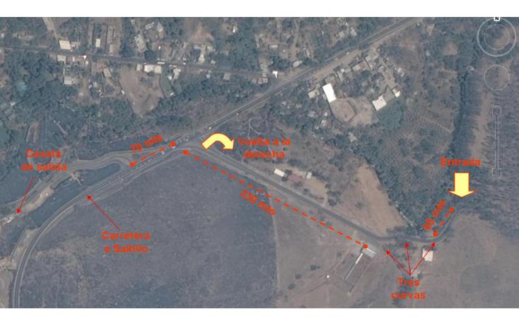 Foto de terreno comercial en venta en  , el fort?n, zapopan, jalisco, 1276391 No. 04