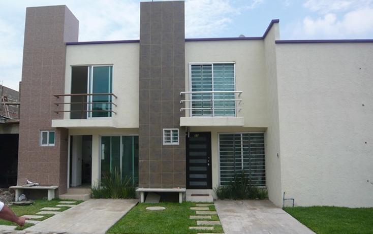 Foto de casa en venta en  , el fort?n, zapopan, jalisco, 2022503 No. 01