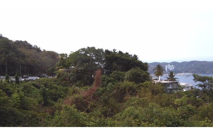 Foto de terreno habitacional en venta en  , el glomar, acapulco de ju?rez, guerrero, 1950590 No. 04