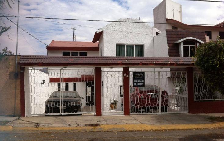 Foto de casa en renta en  , el gran dorado, tlalnepantla de baz, méxico, 1644334 No. 01