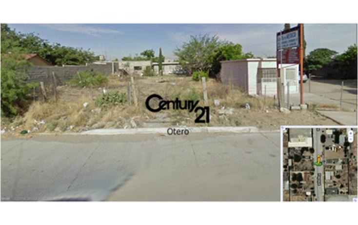 Foto de terreno habitacional en venta en  , el granjero, ju?rez, chihuahua, 1180349 No. 03