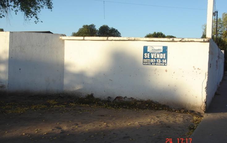 Foto de terreno comercial en venta en  , el guayabo, ahome, sinaloa, 1092973 No. 04