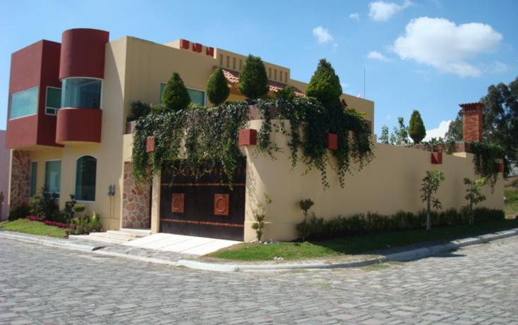 Foto de casa en venta en  , el hallazgo, san pedro cholula, puebla, 1689358 No. 02