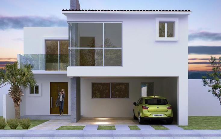 Foto de casa en venta en  , el hallazgo, san pedro cholula, puebla, 1707166 No. 01