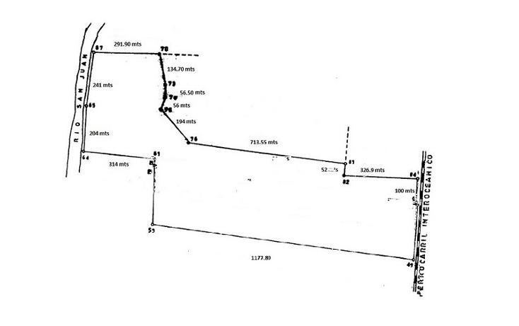 Foto de terreno comercial en venta en  , el hatillo, la antigua, veracruz de ignacio de la llave, 1247811 No. 04