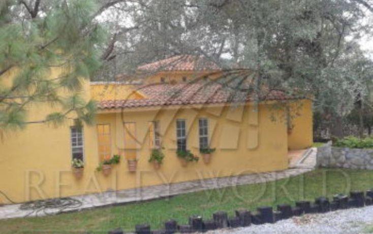 Foto de rancho en venta en el huajuquito, ancón del huajuco, monterrey, nuevo león, 1574526 no 02