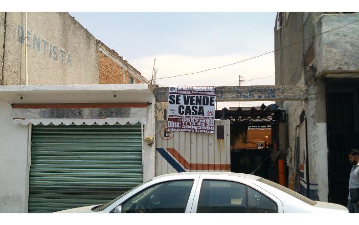 Foto de terreno habitacional en venta en  , el huerto, cuautitlán, méxico, 1772444 No. 01