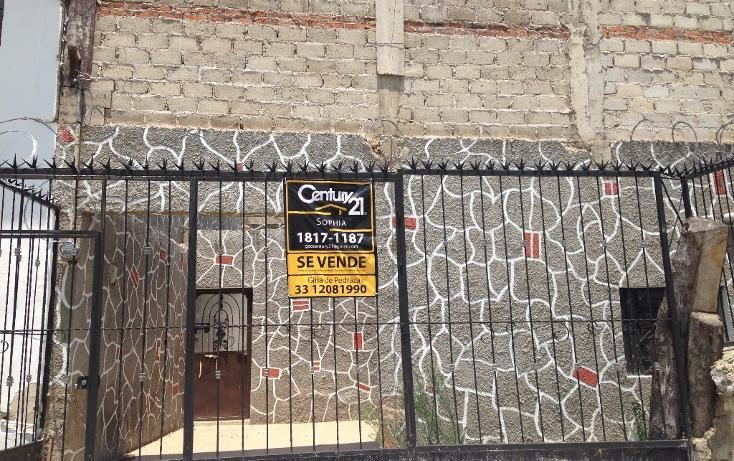 Foto de casa en venta en  , el jaguey, guadalajara, jalisco, 2012379 No. 01