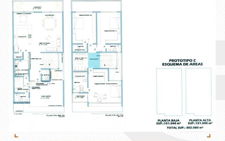 Foto de casa en venta en  , el jaguey, puebla, puebla, 1022371 No. 30