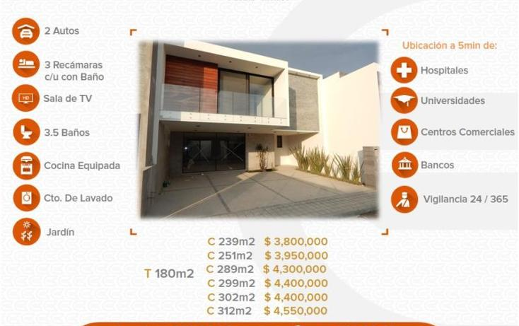 Foto de casa en venta en  , el jaguey, puebla, puebla, 1022375 No. 01