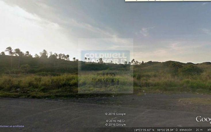 Foto de terreno habitacional en venta en el jiote, anton lizardo, alvarado, veracruz, 1948871 no 02