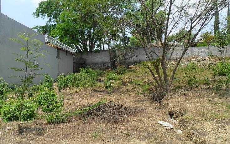 Foto de terreno habitacional en venta en  , el jobo, tuxtla gutiérrez, chiapas, 956059 No. 01