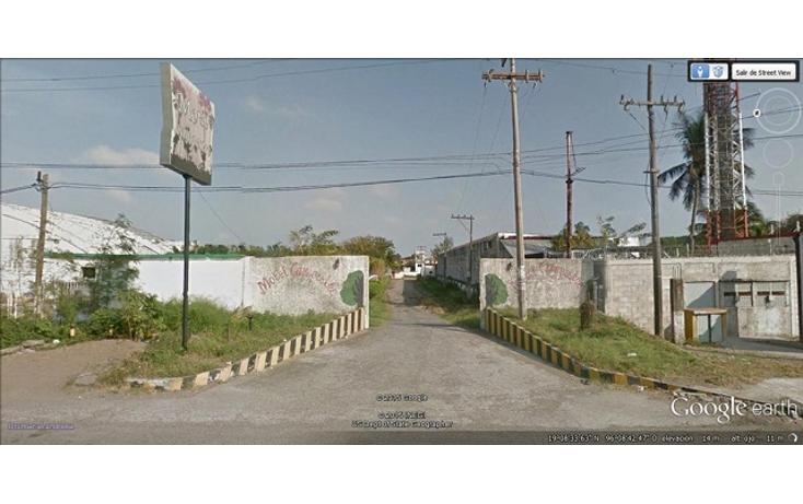 Foto de terreno habitacional en venta en  , el jobo, veracruz, veracruz de ignacio de la llave, 1424317 No. 02