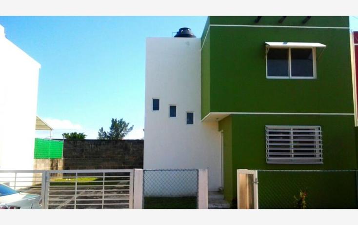 Foto de casa en venta en  , el jobo, veracruz, veracruz de ignacio de la llave, 672021 No. 01